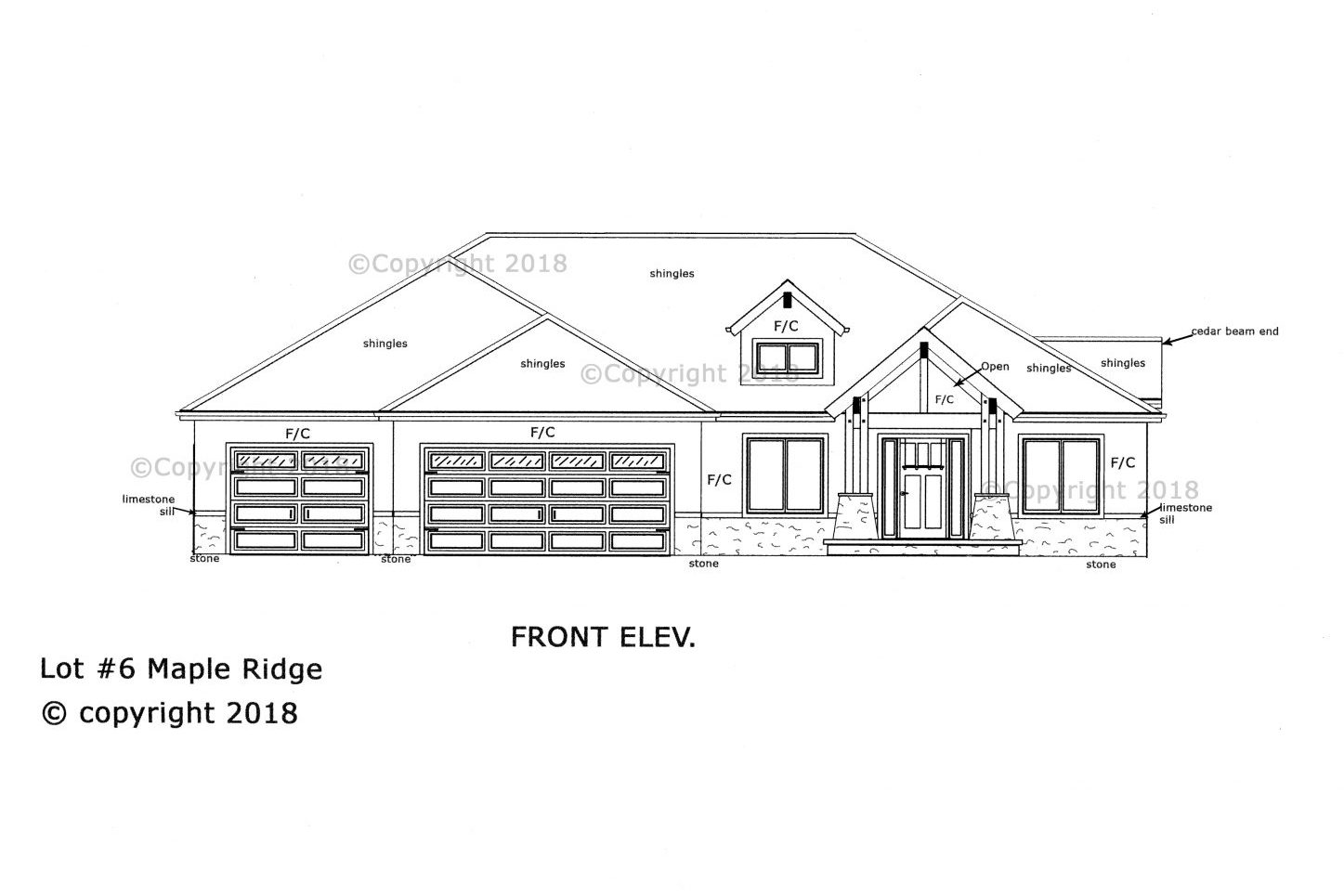 Lot 6 Maple Ridge